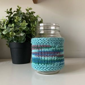 Other - Knitted Coffee Cup Sleeve